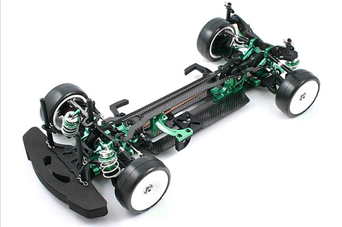 3Racing 4mm Aluminum Locknut Serrated 8pcs Gold 1:10 RC Car #3RAC-NS40//GO