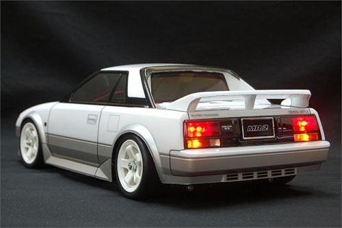 abc hobby usa 25002 goose    toyota mr2 1st generation  aw11