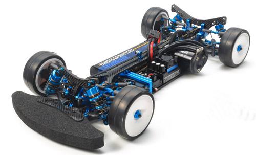 Yeah Racing Titanium Screw Assorted Set For Tamiya TRF419 RC Cars #TS-TRF419