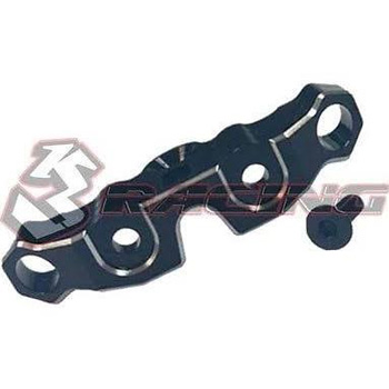 Tamiya 54555 Batt Plate//Transponder Stay TT02 FRP