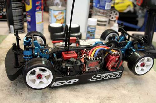 Sweep Racing Sw0001 Sweep Minis Wheels Only 5 Spoke Type
