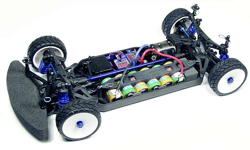 Alloy engine mount+Heat sink Fits Team Associated Ntc3
